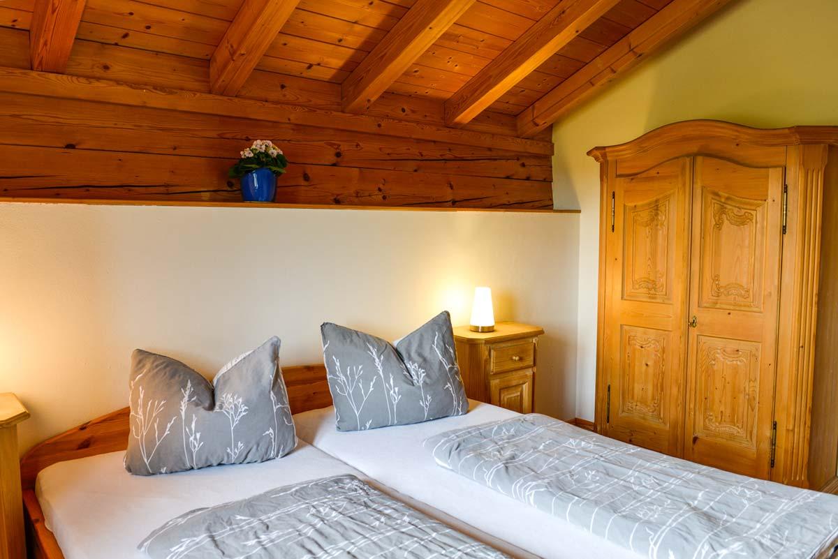 Zimmer Appartement Balkon & Terrasse